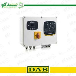 تابلو کنترل پنل پمپ داب E Box