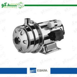فروش الکتروپمپ استیل دو پروانه Ebara 2CD