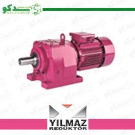 گیربکس هلیکال Yilmaz